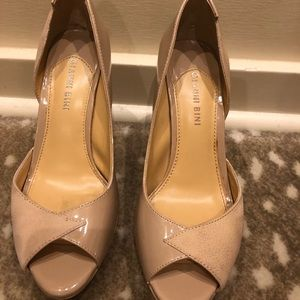 Gianni Bini neutral heels